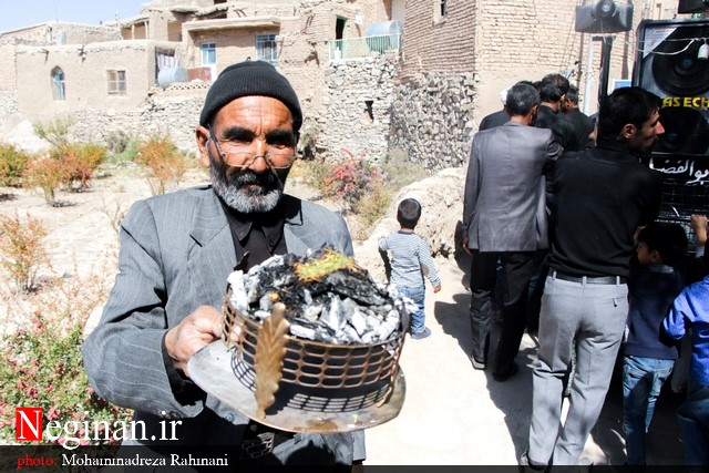 تاسوعا و عاشورای حسینی در روستای نگینان 1396 /گزارشاول